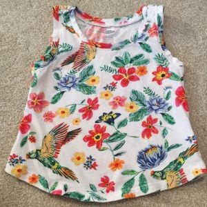 Toddler shirt summer spring! Gently used